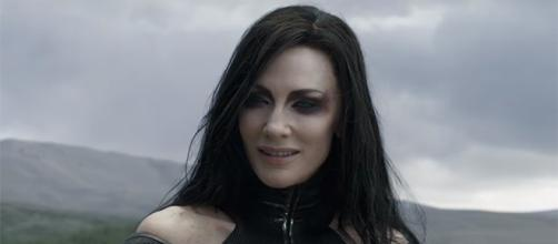 "Cate Blanchett plays the Goddess of Death, Hela in the upcoming ""Thor: Ragnarok."" (Marvel Entertainment/YouTube)"