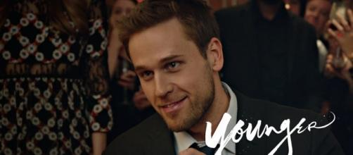 "Dan Amboyer as Thad Weber/Chad Weber in TV Land's ""Younger."" [Image Credit: TV Land/YouTube]"
