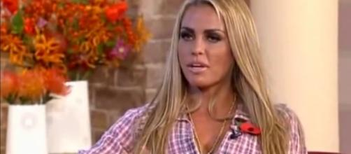 Katie Price might be getting back with Keiran Hayler and there's proof [Image via spikeyroberto/Youtube screenshot]