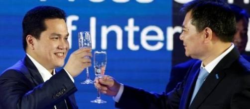 Inter: si lavora al trequartista per gennaio - gazzetta.it