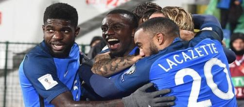 La France s'est imposée difficilement à la Bulgarie hier soir (1-0)