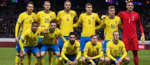 La Svezia, certamente tra le avversarie più ostiche che potrebbero capitare all'Italia nei play off per l'accesso ai Mondiali