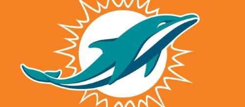 Miami Dolphins logo - (team logo/ free to use)