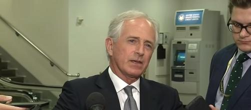 Sen. Bob Corker on Donald Trump, via YouTube