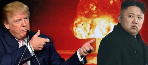 Stati Uniti nuove minacce contro la Corea del Nord