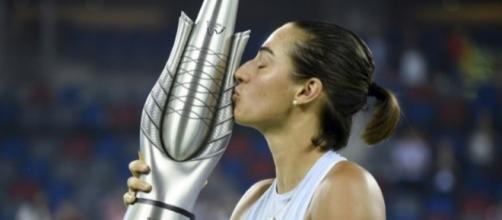 Tennis: Caroline Garcia grimpe au 15e rang du classement WTA ... - liberation.fr