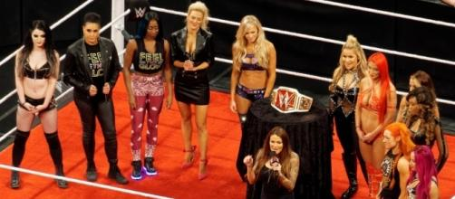 WWE could be adding a new women's tag team championship - Miguel Discart via Wikimedia Commons