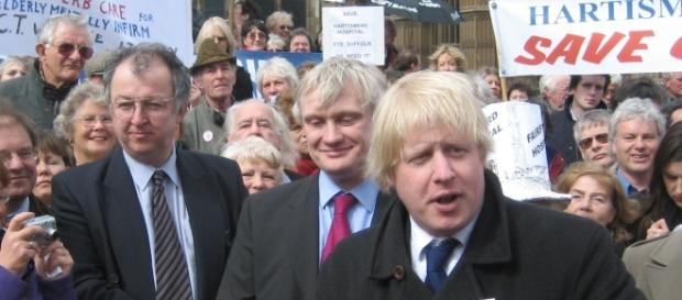 Boris Johnson may finally have given Mrs May a reason to demote him (image via: Wikimedia Commons)