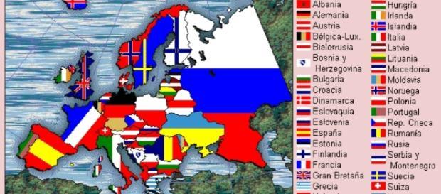Europa por Jaiderin123/Wikimedia Commons