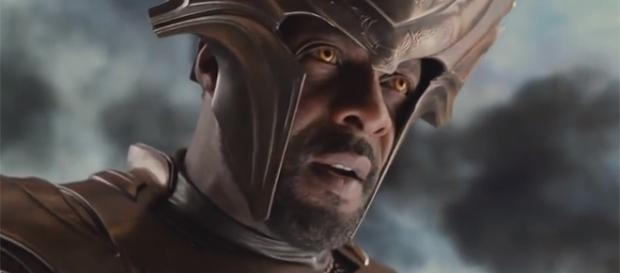 "Idris Elba reprises his role as Heimdall in ""Thor: Ragnarok."" (Movieclips Coming Soon/YouTube)"