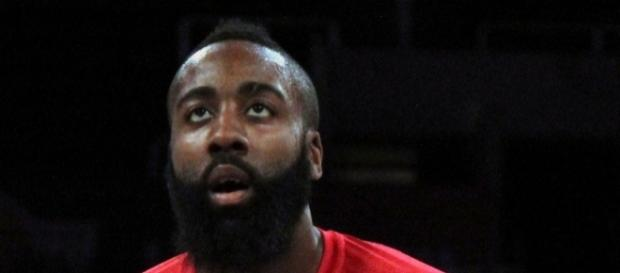 James Harden needs to learn to keep quiet. [Image Credit: Derral Chen/Wikimedia Commons]
