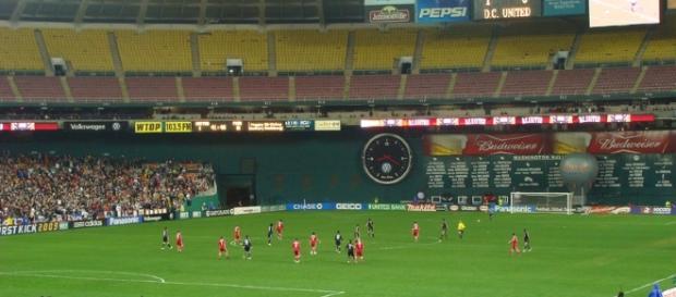 Red Bulls Arena (Photo Image: MLS/Wikimedia Commons)