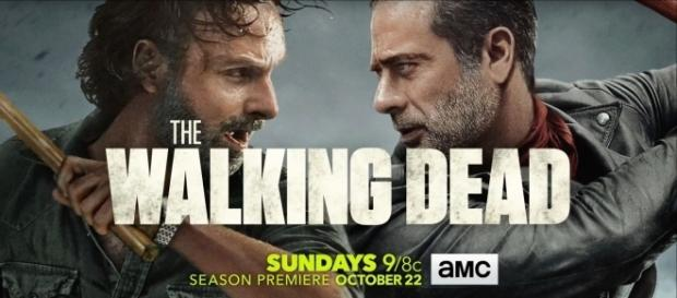 The Walking Dead and Fear the Walking Dead will crossover. [Image Credit: AMC/YouTube]