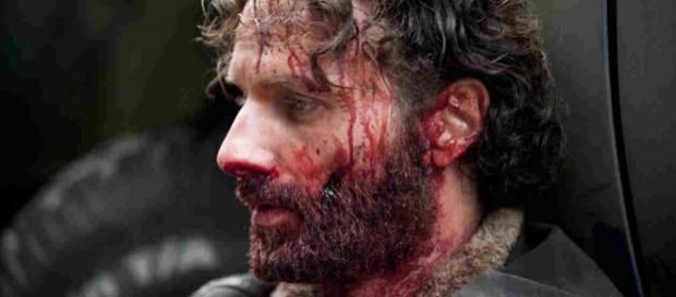The Walking Dead : personnage menacé de mort
