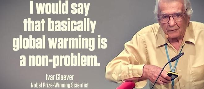 Physik-Nobelpreisträger: Klimawandel ist eine Lüge