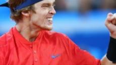 Tennis-ATP : Ça passe pour Andrey Rublev au Masters de Shangaï