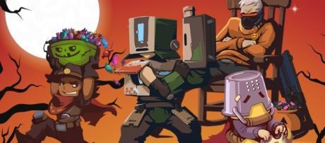 'Overwatch' Halloween Terror. (image source: Zylbrad/YouTube)
