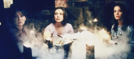 """Shannen Doherty, Alyssa Milano and Holly Marie Combs are the original stars of """"Charmed."""" ~ Facebook/CharmedTV"""