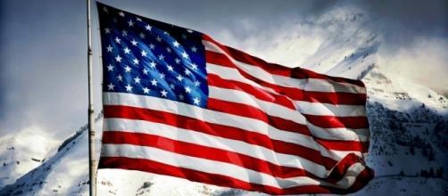 American Flag https://www.flickr.com/photos/throk/3853813504