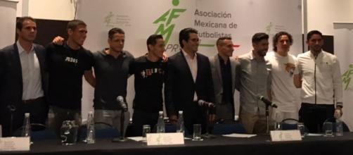 Asociación Mexicana de Futbolistas Profesionales (vía: scoopnest.com)