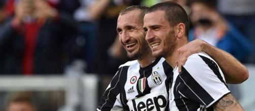 Chelsea target Leonardo Bonucci will stay at Juventus this summer ...