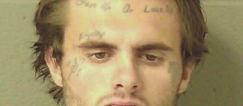 Chris McNabb was arrested Sunday on a felony probation violation warrant. [Image Credit: Newton County/Georgia Sheriff's Office]