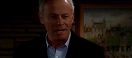 Colin meets Juliet for the first time. The Young and the Restless/YouTube