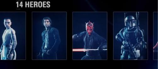 """Darth Vader joins up the special roster for """"Star Wars Battlefront II."""" [Image Credits: EA Star Wars/YouTube]"""