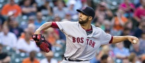 David Price cannot save the Red Sox every time. (Image Credit: Keith Allison/Wikimedia Commons)