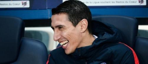 Foot PSG - PSG : Et si Di Maria quittait le PSG pour la Chine et ... - foot01.com