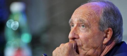 Gian Piero Ventura, 69 anni, ct azzurro dal 7 Giugno 2016