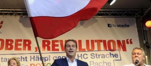Il leader austriaco potrebbe vincere le elezioni