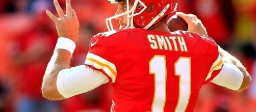 Just how average is Chiefs QB Alex Smith? – The Maneater - themaneater.com
