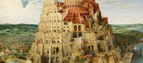 La Torre de Babel por Pieter Bruegel the Elder/Wikimedia Commons