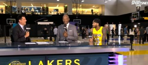 Lakers Media Day - Brandon Ingram Interview - Image -CaCHooKaManTV | Youtube