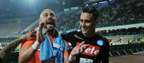 Napoli: i tifosi spagnoli non vogliono Reina e Callejon al Mondiale 2018 - forzazzurri.net