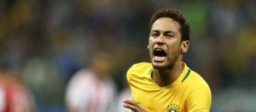 Neymar era torcedor do Palmeiras quando criança