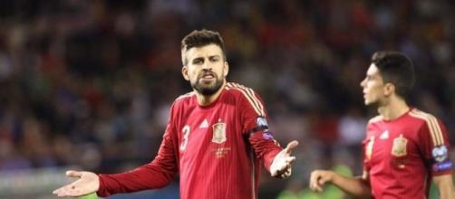 """Piqué: """"Juego por España porque su selección es la rehostia y ... - 20minutos.es"""