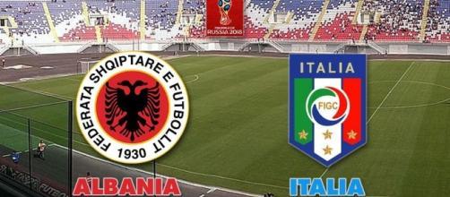 Qualificazioni Mondiali Russia 2018, stasera Albania-Italia su Rai 1 - maridacaterini.it