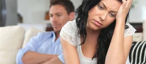 Quando você não é feliz em um relacionamento, você não é feliz consigo mesmo