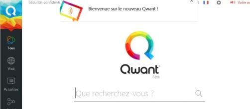Sbarca in Italia Qwant il nuovo motore di ricerca per internet