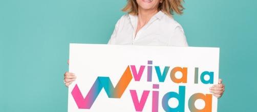 """Toñi Moreno, pletórica en 'Viva la vida': """"Lo de estar cómoda no ... - diezminutos.es"""