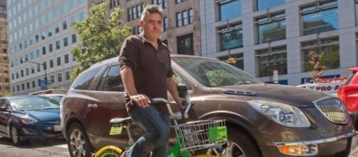 """vélo en libre-service """"sans borne"""" débarque à Washington - tahiti-infos.com"""