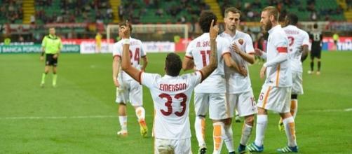 VIDEO, Serie A Milan-Roma 1-3: Emerson segna primo gol in Italia ... - mediagol.it
