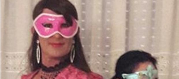 Fabiana ha scoperto che l'ex marito ha deciso di diventare donna