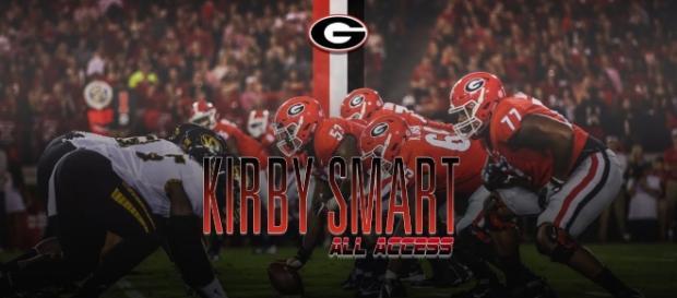 Georgia Bulldogs coach Kirby Smart puts team on the path to a national championship   Image Credit: Georgia Bulldogs   YouTube