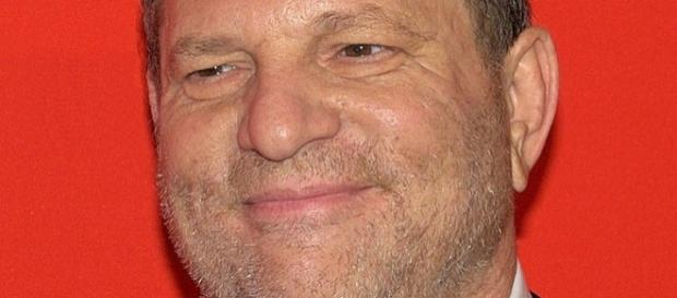 Harvey Weinstein terminated from film company after he was accused of sexual harassment. (via David Shankbone/Wikimedia)