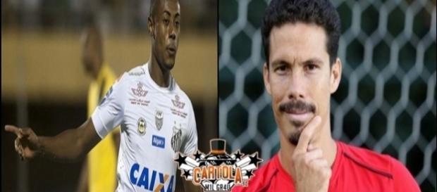 Hernanes e Bruno Henrique lideram a lista dos jogadores mais escalados para rodada