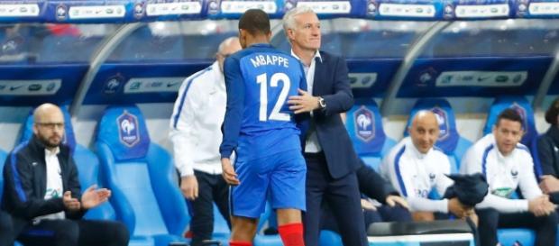 Qualifs CDM 2018 - Bleus : La liste avec Kylian Mbappé, Nabil ... - football365.fr