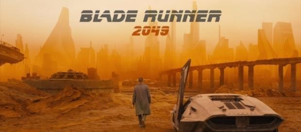 Ryan Gosling em cena do filme ''Blade Runner 2049''